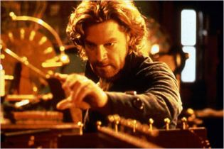 Kenneth Branagh as Dr. Frankenstein