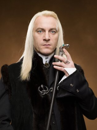 Jason Isaacs as Lucius Malfoy (www.pottermore.com)