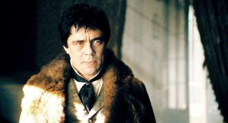 Benicio Del Toro as The Wolf Man