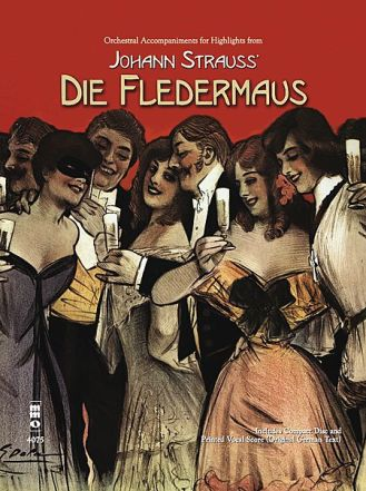 Die Fledermaus sheet music