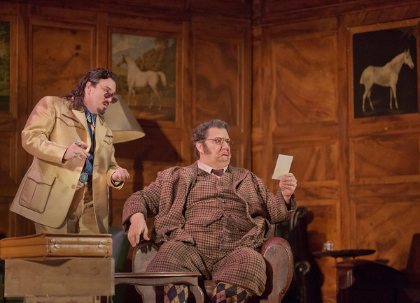 Franco Vassallo as Ford & Maestri as Falstaff (Ken Howard)