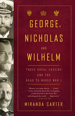 George, Nicholas and Wilhelm book cover