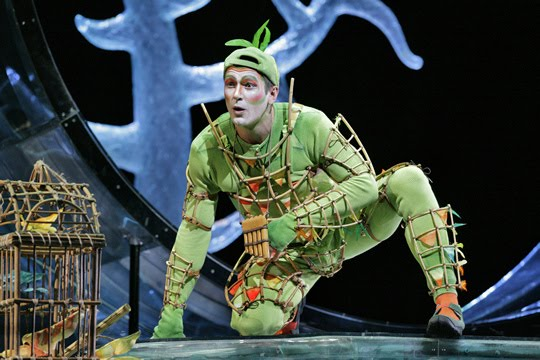 Nathan Gunn as Papageno (nytimes.com)