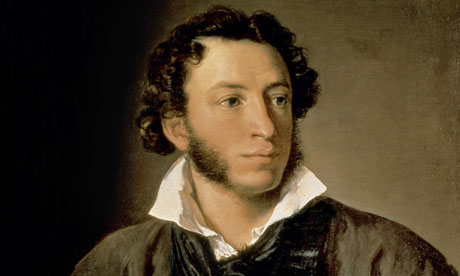 Poet Alexander Pushkin (Bridgeman Art Library)