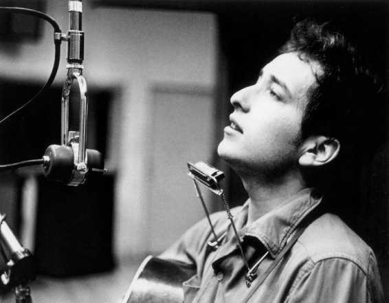 Bob Dylan in the recording studio (theawl.com)