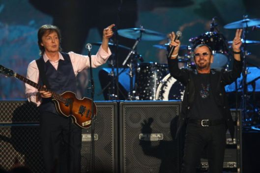 Paul McCartney & Ringo Starr (tulsaworld.com)