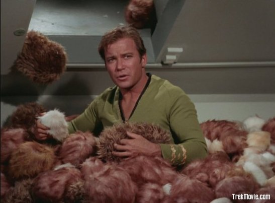 Tribbles? What Tribbles? (trekmovie.com)