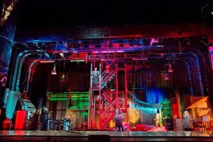 The Dyer's House (Met Opera)