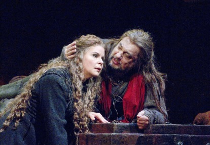 Susan Graham & Placido Domingo in Iphigénie en Tauride (Photo: Ken Howard/Met Opera)