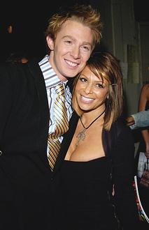 Clay Aiken (Walther) & Paula Abdul (Eva)