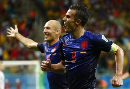 Robben & Van Persie: Dutch Masters Destroy Spain