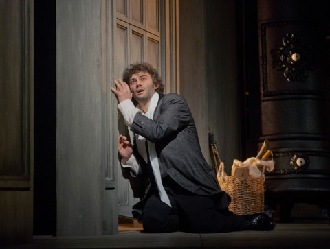 Jonas Kaufmann as Werther (Photo: Ken Howard)