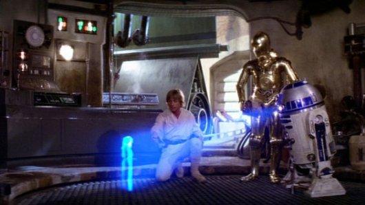 """Help me, Obi-Wan."" (hollywoodreporter.com)"