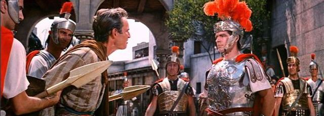 The View from the Chair — Walk of Life: An Analysis of Two Scenes from  William Wyler's 'Ben-Hur' (1959) – Curtain Going Up!
