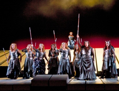 "Met Opera ""Ride of the Valkyries"""
