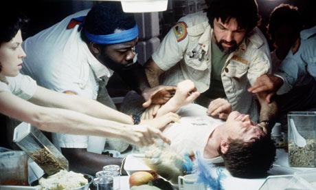 The birthing scene (Photo: Allstar/20th Century-Fox)