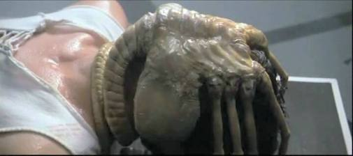 The Face-hugger