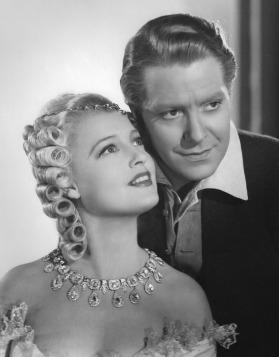 Jeanette MacDonald & Nelson Eddy in New Moon