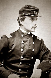 Col. Robert Gould Shaw (Library of Congress)