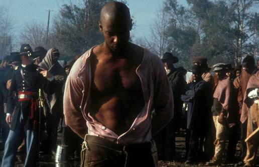 Pvt. Trip (Denzel Washington) in Glory (1989)