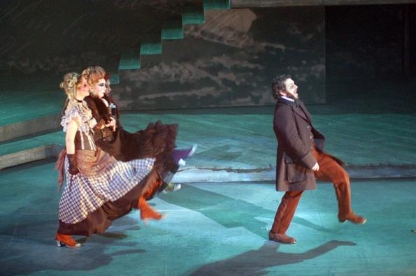 Dance Around the Dead Man