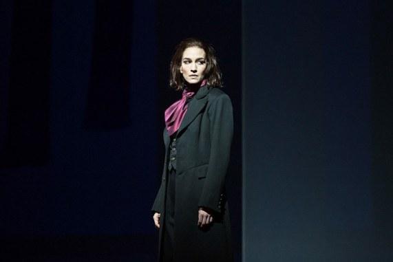 Kate Lindsey as Nicklausse (Marty Sohl / Met Opera)