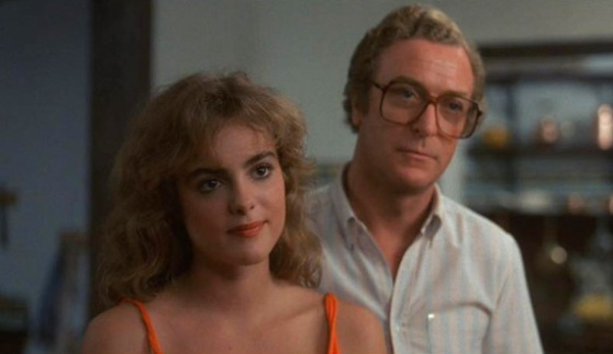 Michelle Johnson & Michael Caine in Blame It on Rio