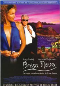 Bossa Nova poster art