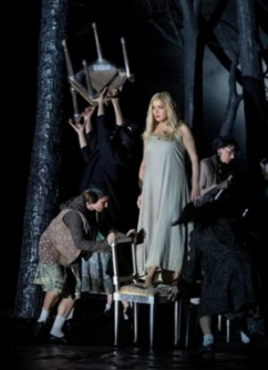 The Sleepwalking Scene with Lady Macbeth (Anna Netrebko)