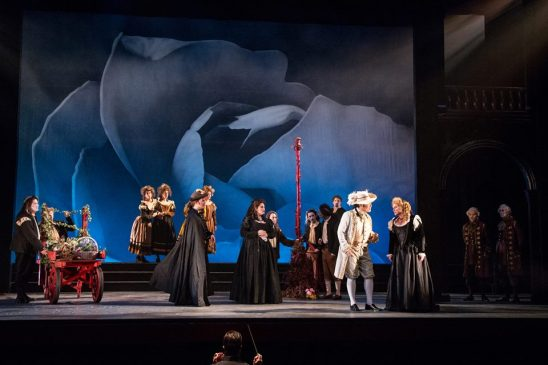 North Carolina Opera production of Don Giovanni (Photo: North Carolina Opera)