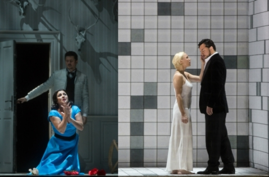 Tchaikovsky's Iolanta & Bartok's Bluebeard's Castle at the Met (Marty Sohl/Met Opera)