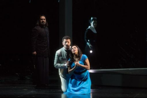 Vaudemont (Piotr Beczala) & Iolanta (Anna Netrebko)