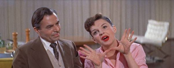James Mason & Judy Garland in A Star is Born (1954)