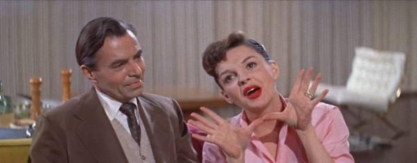 James Mason & Judy Garland in A Star is Born (1954)