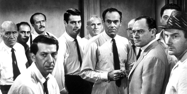 a critical review of the movie twelve angry men by reginald rose A study guide for rose reginald's twelve angry men, excerpted from gale's  acclaimed drama for studentsthis concise study guide includes plot summary.