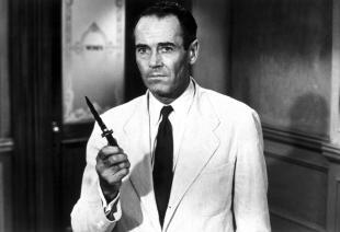Henry Fonda as Juror #8