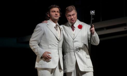 Jonas Kaufmann (Faust) & Rene Pape (Mephistopheles)