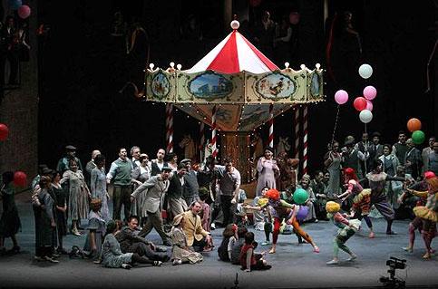Mefistofele Act One, Scene i (Teatro Massimo di Palermo)