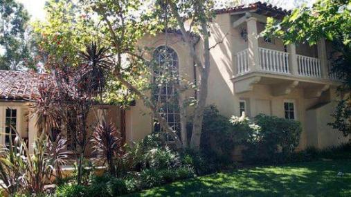 Randy Jackson's mansion in Tarzana