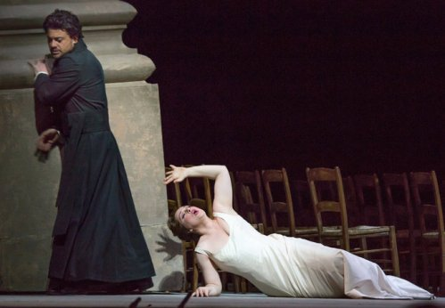 The Seduction Scene from Act III of Manon: Grigolo & Damrau