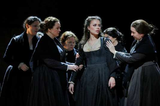 Eva-Maria Westbroek as Santuzza in Cavalleria Rusticana (Met Opera)