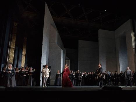 Donizetti's Anna Bolena (Met Opera)