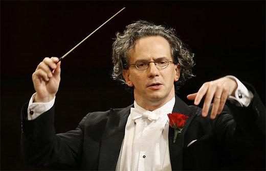 Fabio Luisi, the Met's principal conductor