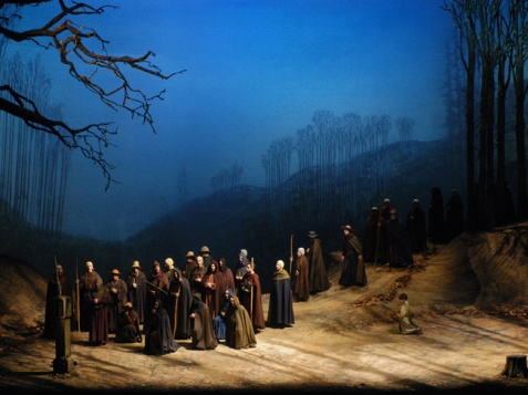 Pilgrim's Chorus from Wagner's Tannhäuser (Met Opera)