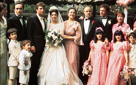 Wedding scene from The Godfather, Part I (INTERFOTO / GRAZIANERI)