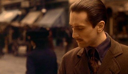 Don Vito Corleone (Robert De Niro)