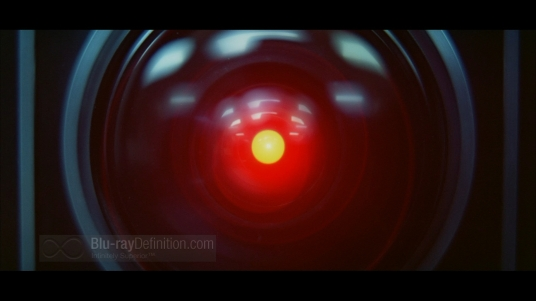 """I am a HAL 9000 computer"" from 2001: A Space Odyssey"