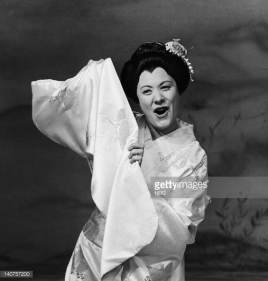 Renata Tebaldi as Butterfly (Photo: Getty Images)