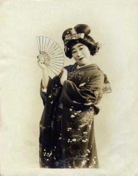 Japanese soprano Miura Tamaki as Cio-Cio-San
