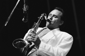 Stan Getz (Photo : Getty/Frans Schellekens)